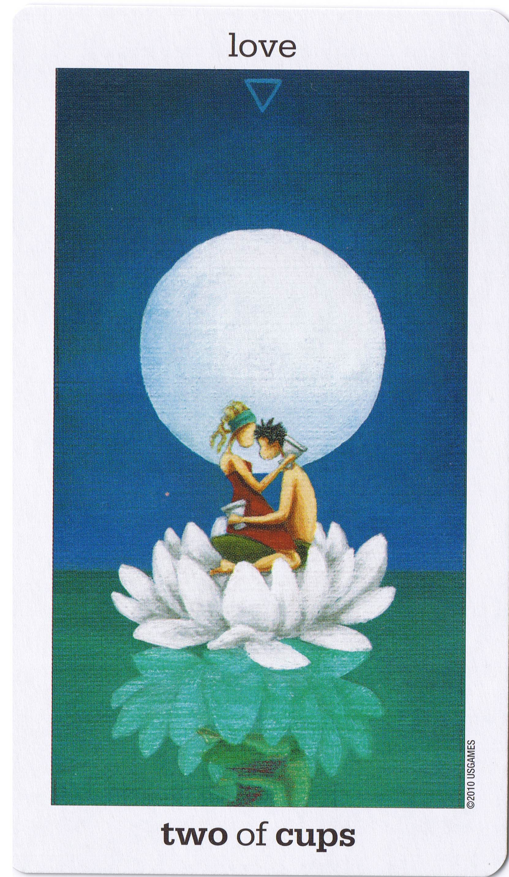 Sun and Moon Tarot Deck