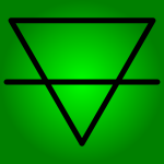 Symbol of the Element of Earth